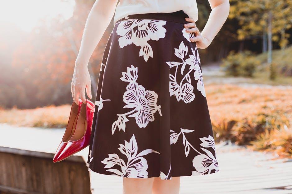 coraz modniejsze spódnico spodnie