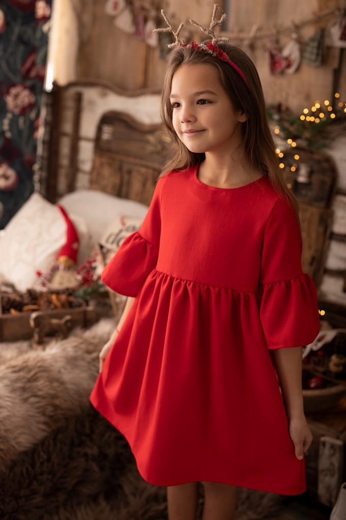 Jak wybrać sukienki wizytowe dla dziewczynek?